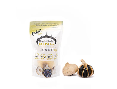 HEADS OF BLACK GARLIC 2 pieces - Extra